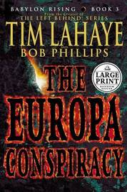 The Europa Conspiracy by Tim F LaHaye image