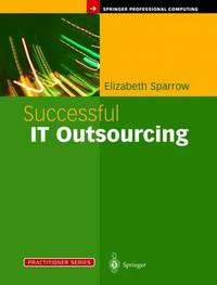 Successful IT Outsourcing by Elizabeth Sparrow
