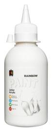 EC Colours - 250ml Rainbow Acrylic Paint - White
