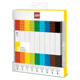 LEGO: Markers - 9 Pack