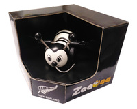 ZeeBee: White & Black - Large