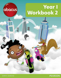 Abacus Year 1 Workbook 2 by Ruth Merttens