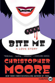 Bite Me LP by Christopher Moore image