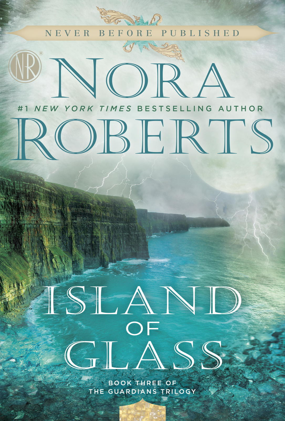 Island of Glass by Nora Roberts image