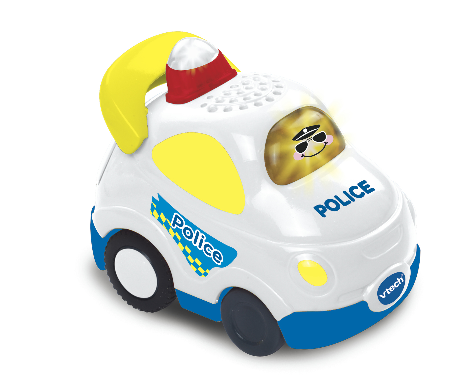 Vtech Toot Toot Drivers: Remote Control Police Car image