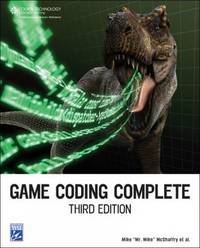 Game Coding Complete by Mike McShaffry image