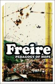 Pedagogy of Hope by Paolo Friere image