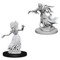 D&D Nolzur's Marvelous: Unpainted Minis - Wraith & Specter