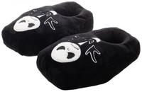 Nightmare Before Christmas Glow in the Dark Jack Coffin Premium Slippers: XL