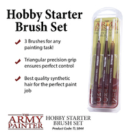 Army Painter Hobby Starter Brush Set