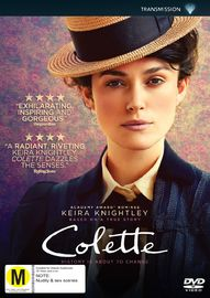Colette on DVD image