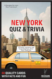 New York Quiz: 170 Tricky Questions and Fascinating Facts About New York City image