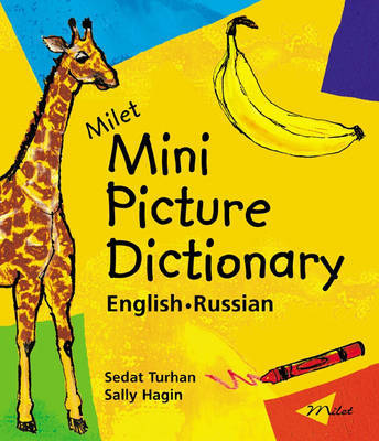 Milet Mini Picture Dictionary (Russian-English): English-Russian by Sedat Turhan image