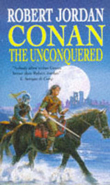 Conan the Unconquered by Robert Jordan image