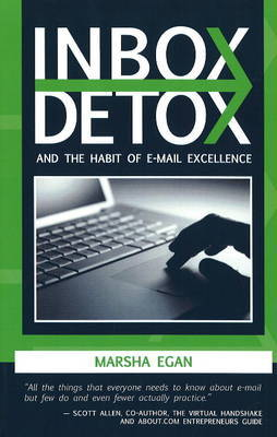 Inbox Detox by Marsha Egan image