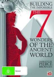 Building Impossible - The Seven Wonders Of The Ancient World DVD image