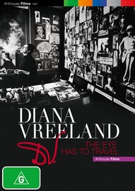 Diana Vreeland: The Eye Has to Travel on DVD