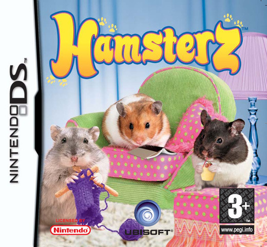 Hamsterz 2006 for Nintendo DS