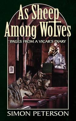 As Sheep Among Wolves by Simon Peterson image
