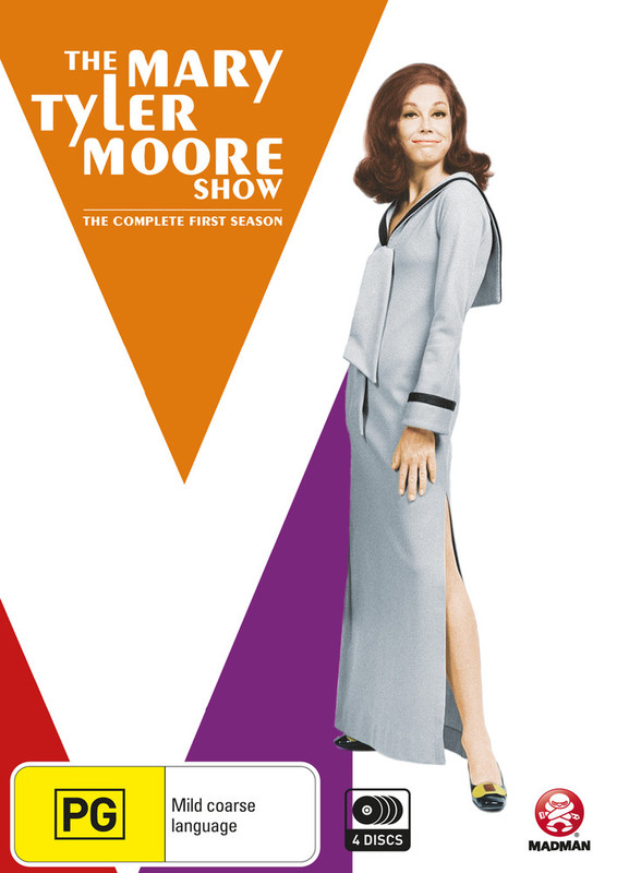 The Mary Tyler Moore Show The Complete Season 1 on DVD