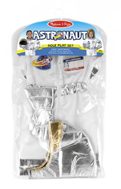 Melissa & Doug: Astronaut Role Play Costume Set