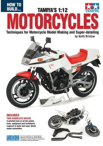 How To Build: Tamiya - Motorcycles image