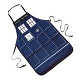 Doctor Who - TARDIS Apron