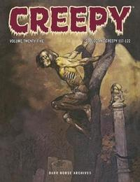 Creepy Archives Volume 25 by Budd Lewis