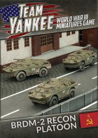 Flames of War: Team Yankee BRDM-2 Recon Platoon
