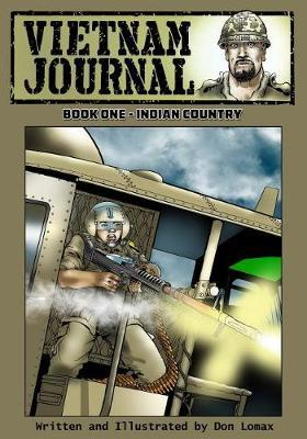 Vietnam Journal - Book One by Don Lomax image