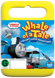 Thomas & Friends: Whale of a Tale on DVD