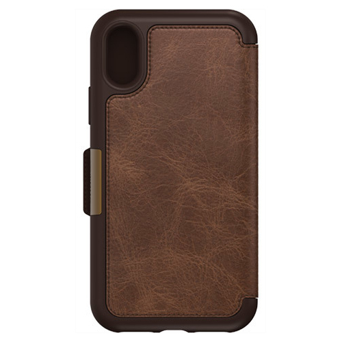 OtterBox Strada Case for iPhone X/XS - Espresso