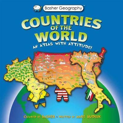 Basher Geography: Countries of the World by Mary Budzik image