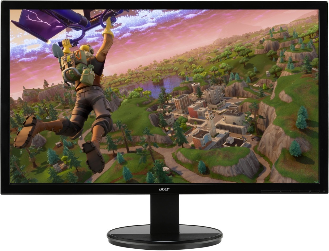 """21.5"""" Acer FHD 60hz 5ms Budget Monitor image"""
