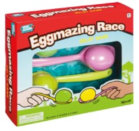 Toysmith: Eggmazing Race - Relay Game