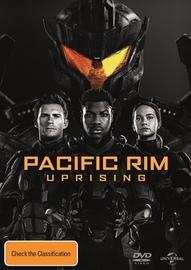Pacific Rim: Uprising on DVD