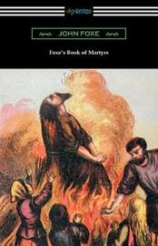 Foxe's Book of Martyrs by John Foxe image