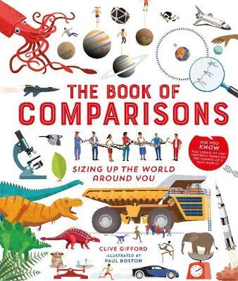 The Book of Comparisons by Clive Gifford