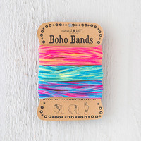 Natural Life: Boho Bands - Neon Pink, Turquoise, Lime