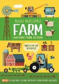 Busy Builders: Farm by Timothy Knapman