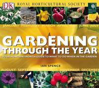 RHS Gardening Through the Year by Ian Spence image