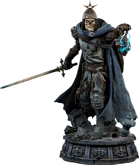 "Court of the Dead - Relic Ravlatch: Paladin of the Dead - 25"" Premium Format Figure image"