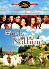 Much Ado About Nothing on DVD