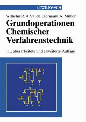 Grundoperationenchem. Verfahrenstechnik by W Vauck image
