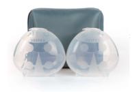 Haakaa: 150ml Ladybug 2-Pack - With Free Storage Bag (Shadow Blue)