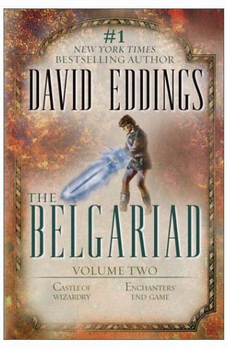 The Belgariad Omnibus 2 (Belgariad #4 & #5) by David Eddings