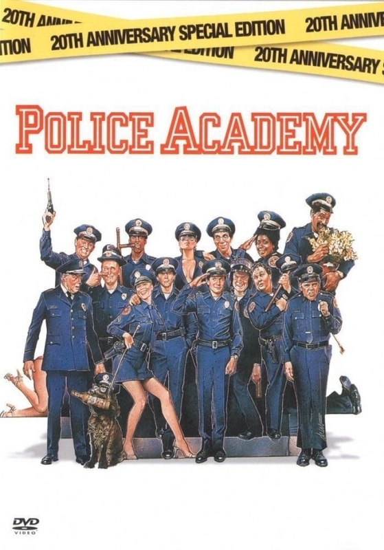 Police Academy: 20th Anniversary Special Edition on DVD