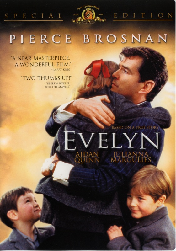 Evelyn on DVD