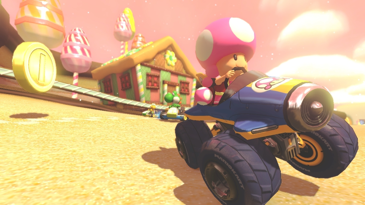Mario Kart 8 for Nintendo Wii U image