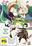 Sword Art Online Vol. 3: Fairy Dance Part 1 DVD